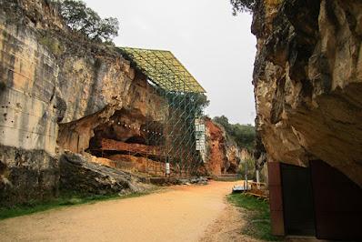 yacimiento, Atapuerca