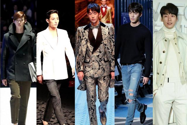 Podyum Modelleri Olarak Başlayan 5 Sevimli K-drama Yıldızı