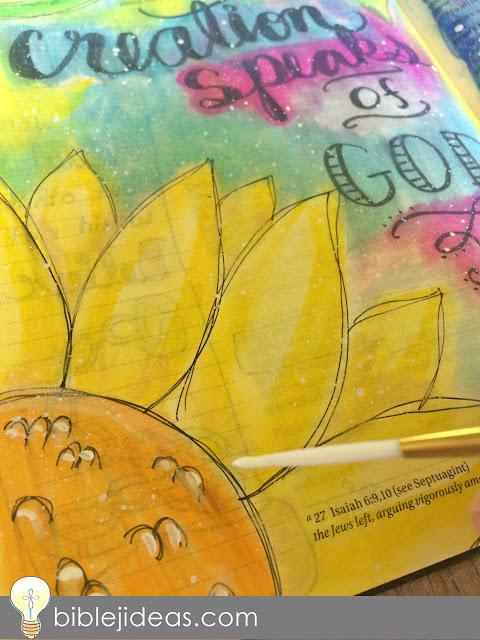 Gelatos sunflower