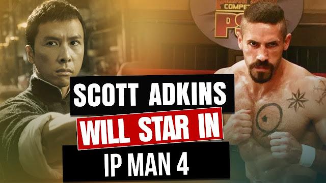 Ip Man 4 Rilis Teaser Trailer Tampilkan Duel Scott Adkins