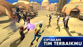 Télécharger Star Wars™: Galaxy of Heroes v0.2.113720 Apk