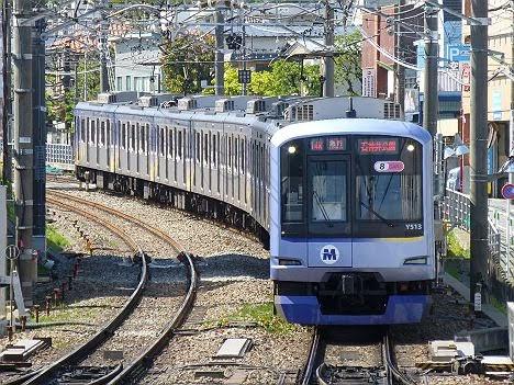 【ダイヤ改正後も残存】Y500系急行 石神井公園行き