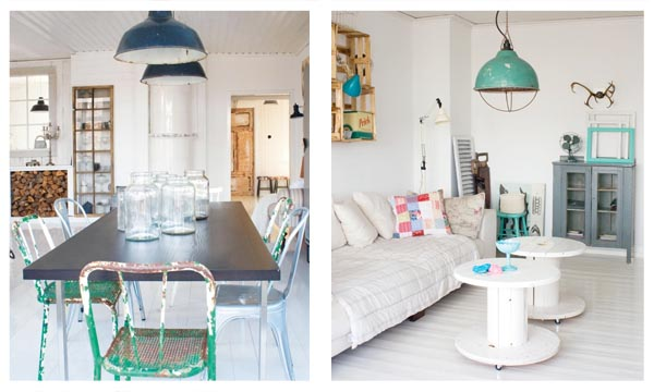 Scandinavian Interior And Colorful Home Decor