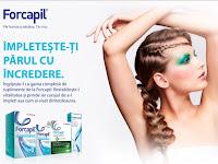 Castiga produse Forcapil în valoare de 350 lei