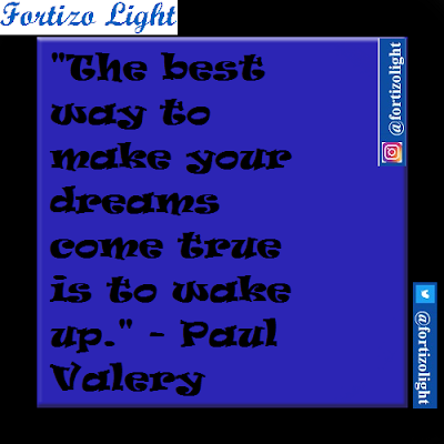 Paul Valery Quote