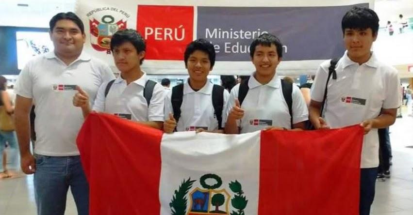 Escolares peruanos competirán en Olimpiada Internacional de Matemáticas en Rumania (R. M. Nº 336-2018-MINEDU)
