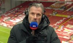 Carragher criticized Jurgen Klopp's decision to sub off Salah against Chelsea