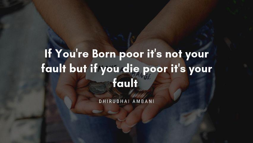 Dhirubhai Ambani Best Quotes for Motivation