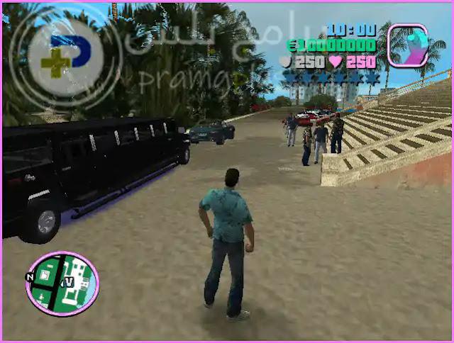 المدن داخل لعبة جاتا 7