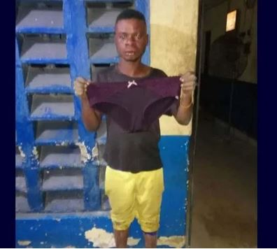 I Stole My Client's Pant For Money Ritual - Vulcaniser Confesses In Ogun (Photo) #Arewapublisi
