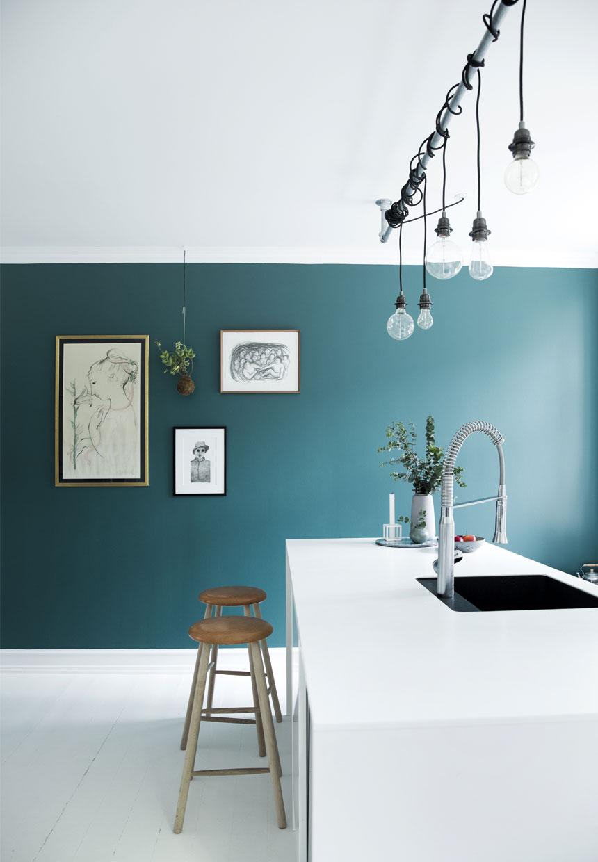 Family Oasis Apartment in Copenhagen | design attractor | Bloglovin\'