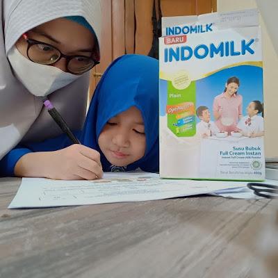 Manfaat susu bubuk