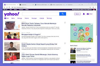Yahoo Mesin Pencari Web Selain Google