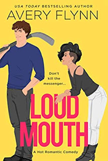 Loud Mouth (Ice Knights series Book 3) by Avery Flynn