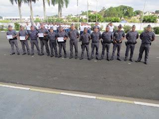 SOLENIDADE DE HOMENAGEM AOS POLICIAIS MILITARES PROMOVIDOS E AOS NOSSOS COLABORADORES DO 14º BPM/I