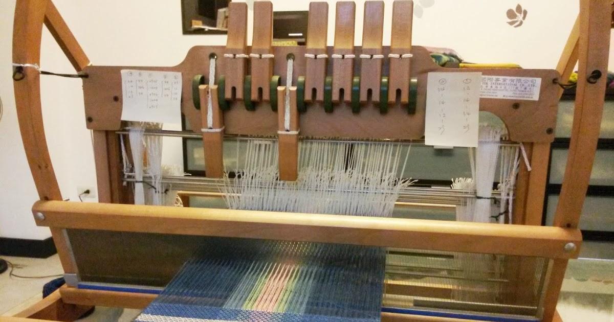 合顏悅色工房: 久違了我的織機