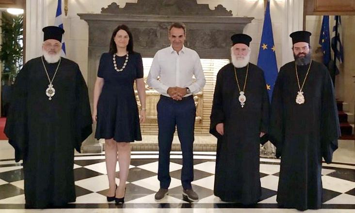 Συναντήσεις Μητροπολιτών της Θράκης με την Πρόεδρο της Δημοκρατίας και τον Πρωθυπουργό