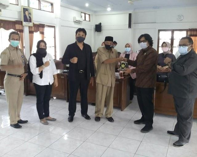 """DPRD Kabupaten Pemalang Secara Estafet Menerima """"Kunker"""" 2 DPRD Luar Daerah"""