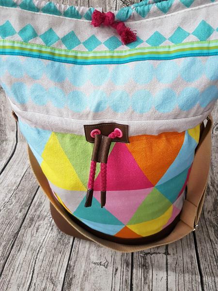 Seesack-Packs ein von farbenmix
