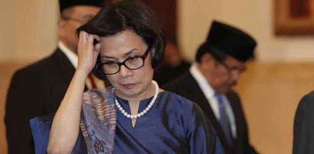 Rupiah Kritis, KAMMI Desak Jokowi Ganti Sri Mulyani