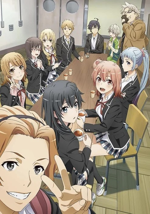 Oregairu / Yahari Ore no Seishun Love Come wa Machigatteiru