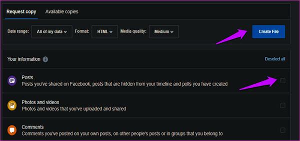Las 9 principales características ocultas de Facebook que debes usar
