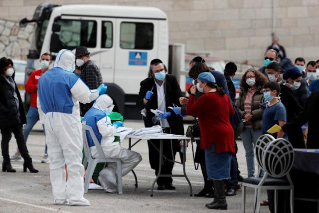 Menteri Kesehatan Israel dan Istri Terjangkit Virus Corona