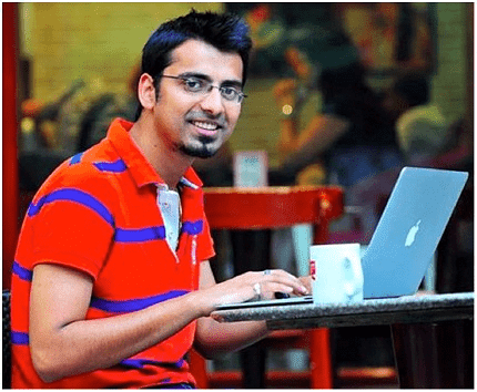 Harsh Agrawal's Journey From A Call Centre To Making Millions As Blogger