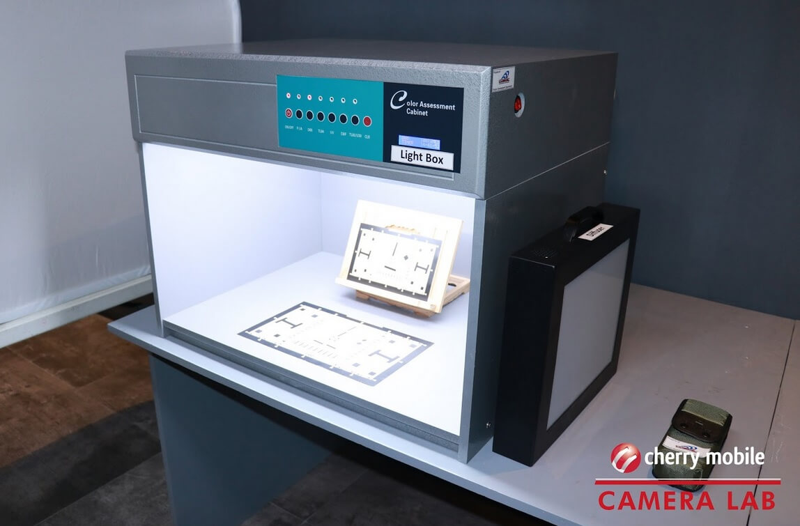 Cherry Mobile Camera Lab; The First Local Smartphone Brand Camera Testing Facility in the Country