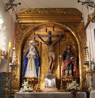 Resultado de imagen de sagrado lavatorio santa maria la blanca