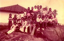 ALUMNI SMP TIMONONG NYARUMKOP SINGKAWANG ANGKATAN TAHUN 1976
