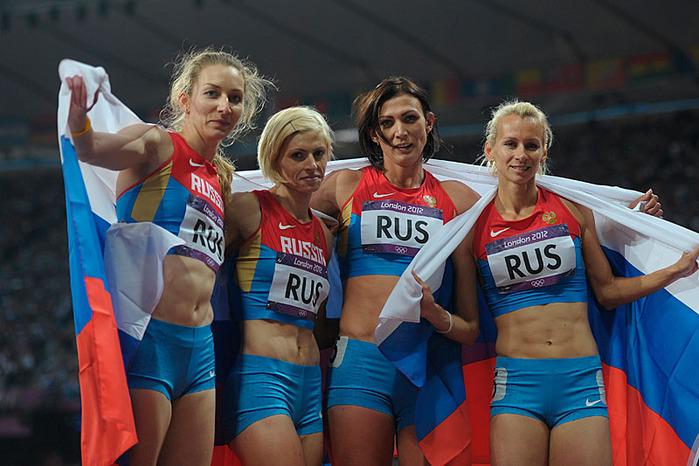 Російські легкоатлетки Гущина і Назарова дискваліфіковані за допінг