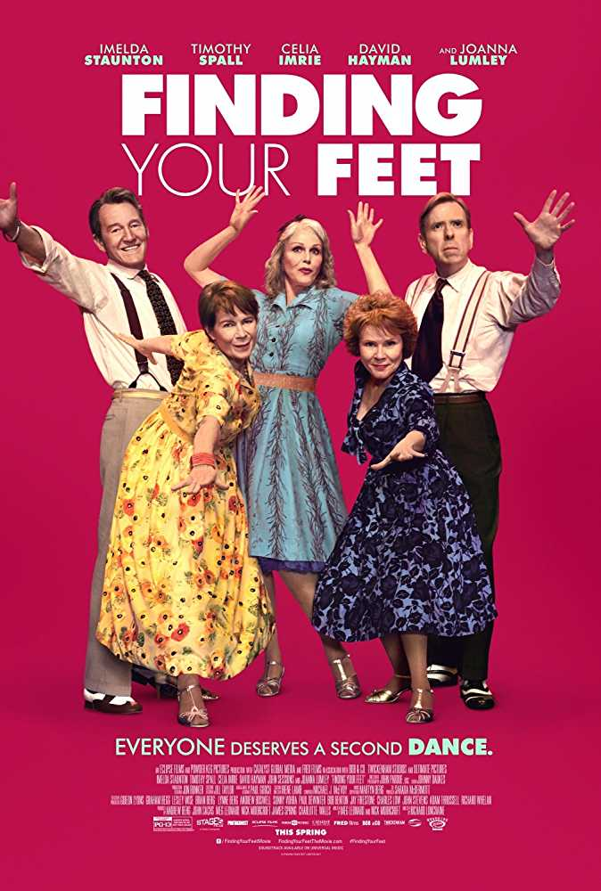Poster Finding Your Feet 2017 Download Full Movie English Free 300Mb