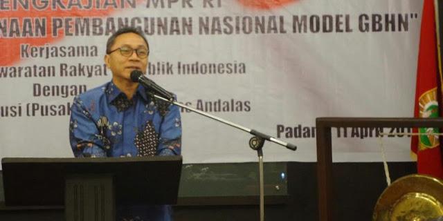 PAN: Kami Dukung Pemerintah Tanpa Syarat, tetapi Soal Menteri Urusan Lain