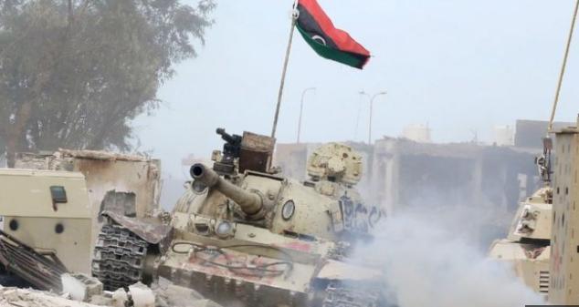 مجلس الأمن الدولي يدعو إلى وقف فوري لإطلاق النار في ليبيا.