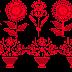 Vector Flower Clipart 17A