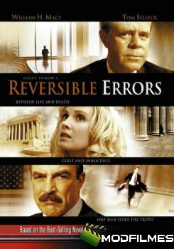 Capa do Filme Erros Irreversíveis