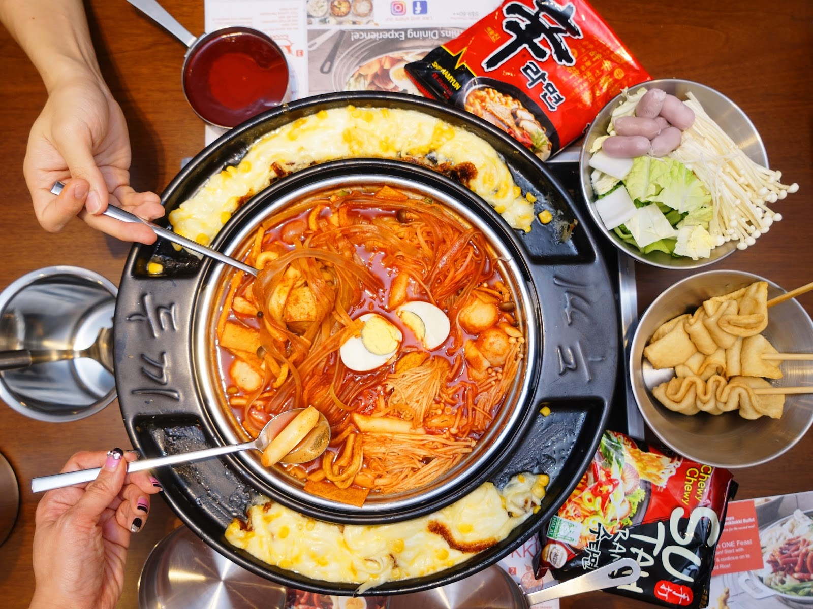 Korean Food That You Can Only Get In Korea