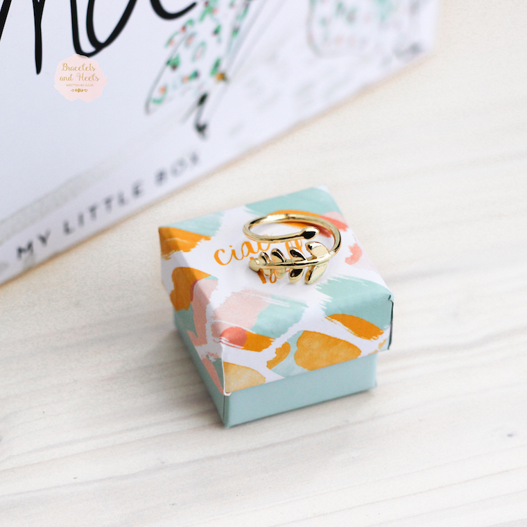 My little Box Ring