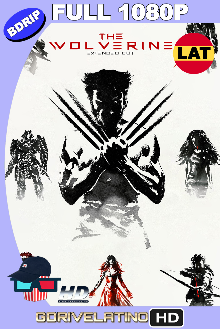 The Wolverine (2013) EXTENDED CUT BDRip 1080p Latino-Ingles MKV