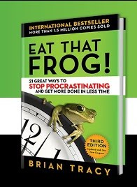 Eat That Frog Summary - Brian Tracy