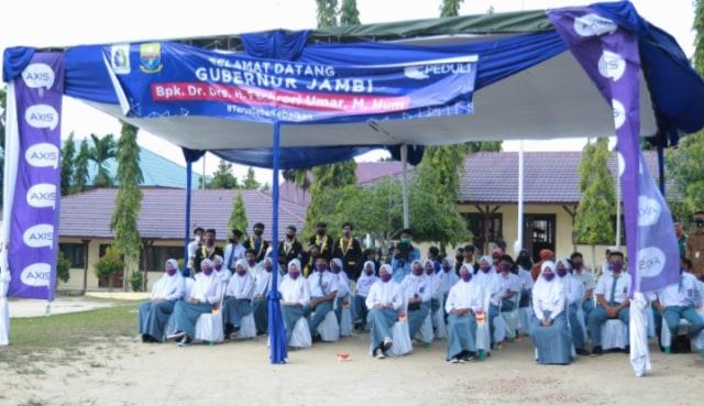 5.100 Pelajar di Jambi Dapat Bantuan Kuota Paket Internet Gratis