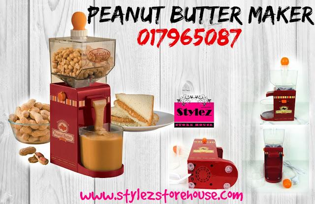 mesin buat peanut butter