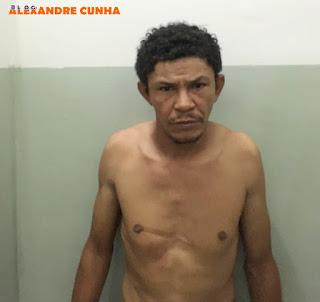 Mulher é estuprada em Brejo, estuprador foi preso pela Policia Militar