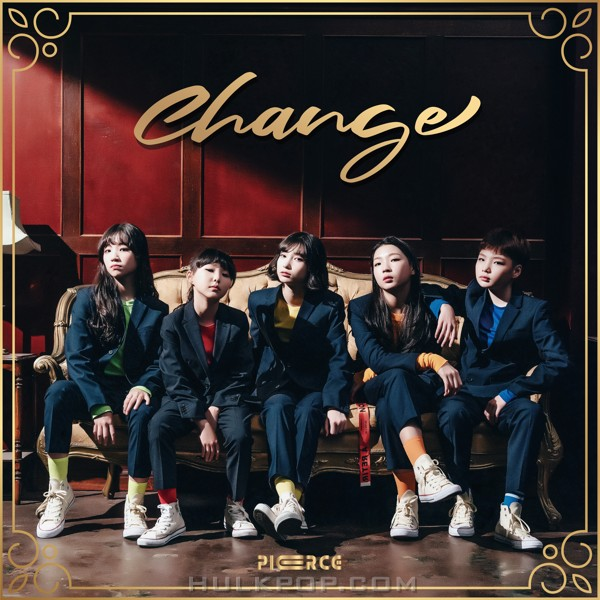 PIERCE – Change – Single