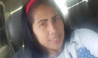 María Milagros Lara, mujer agredida
