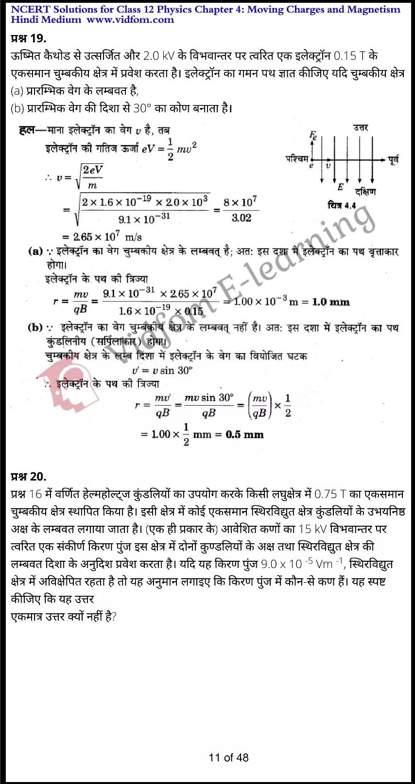 class 12 physics chapter 4 light hindi medium 11