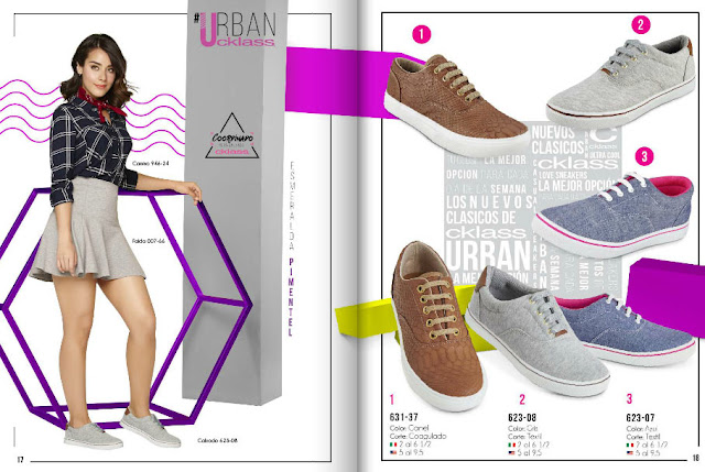 zapatillas cklass urban 2018