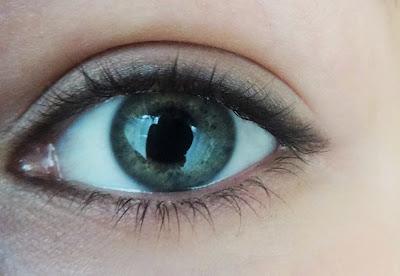 Augenmakeup dezent