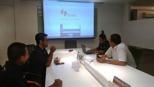 Disty Indonesia Kembangkan Teknologi Tracker Covid-19 Berbasis Aplikasi Android